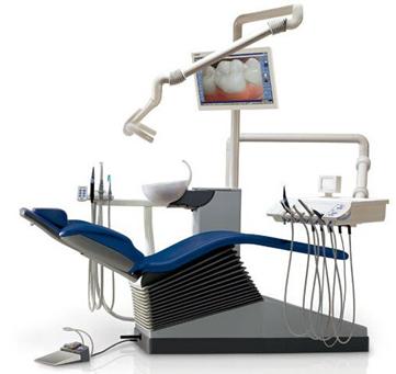 德国西诺德C8+牙科综合治疗台