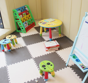 兒童娛樂游戲區